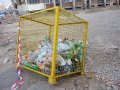 Разделно съборане на пластмасови отпадъци (Сърбия)