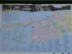 Карти на населено място и община
