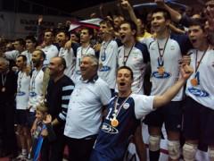 Волейбол - Марек Юнион-Ивкони, снимка: dennews.bg