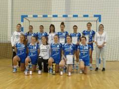 Хандбал - ХК Ники Спорт Сливница (2-ро място)