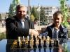 Преди началото - Сеанс на ГМ Кирил Георгиев в град Сливница