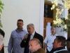 Приветствие за участниците - Сеанс на ГМ Кирил Георгиев в град Сливница