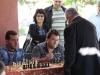 Първите ходове... - Сеанс на ГМ Кирил Георгиев в град Сливница