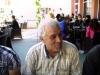 Арсен Арсов записа реми - Сеанс на ГМ Кирил Георгиев в град Сливница
