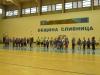 Преди първия мач - Хандбален турнир до 19г. в Арена Сливница