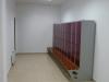 Съблекалня в залата - Спортна зала Арена Сливница