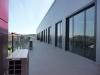 Голяма тераса на горния етаж - Спортна зала Арена Сливница